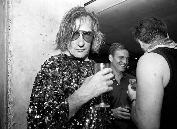 RICHARD BERNSTEIN STARMAKER ANDY WARHOLS COVER ARTIST BOOK LAUNCH photo by Cheryl Gorski 71