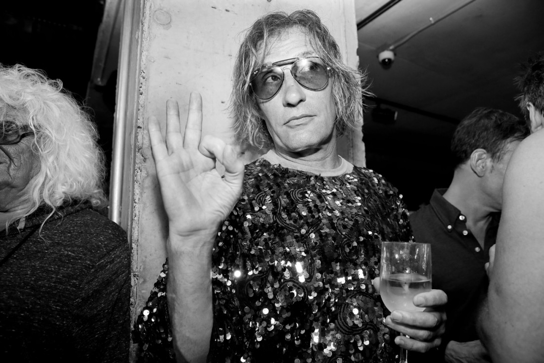 RICHARD BERNSTEIN STARMAKER ANDY WARHOLS COVER ARTIST BOOK LAUNCH photo by Cheryl Gorski 72