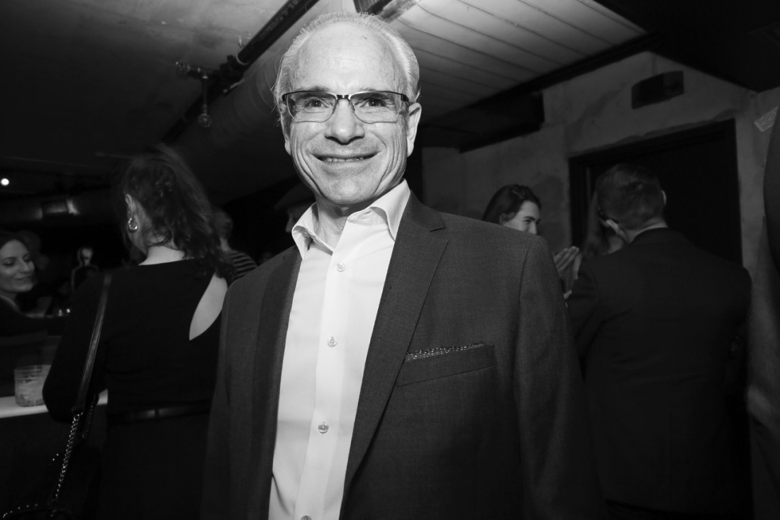 RICHARD BERNSTEIN STARMAKER ANDY WARHOLS COVER ARTIST BOOK LAUNCH photo by Cheryl Gorski 74