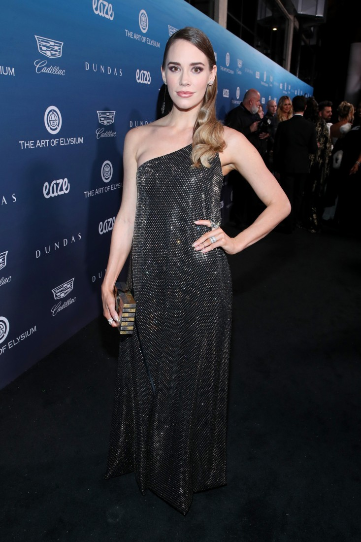 Red Carpet@Michael Mullers HEAVEN by The Art of Elysium photos by Rich Polk for Getty Images 30