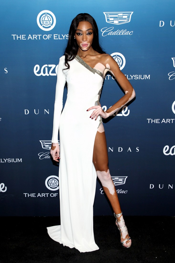 Red Carpet@Michael Mullers HEAVEN by The Art of Elysium photos by Rich Polk for Getty Images 39