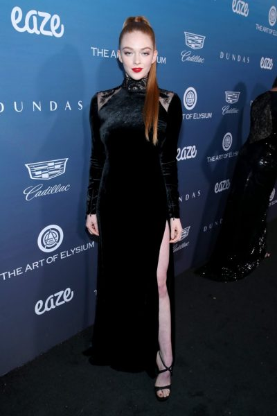 Red Carpet@Michael Mullers HEAVEN by The Art of Elysium photos by Rich Polk for Getty Images 50