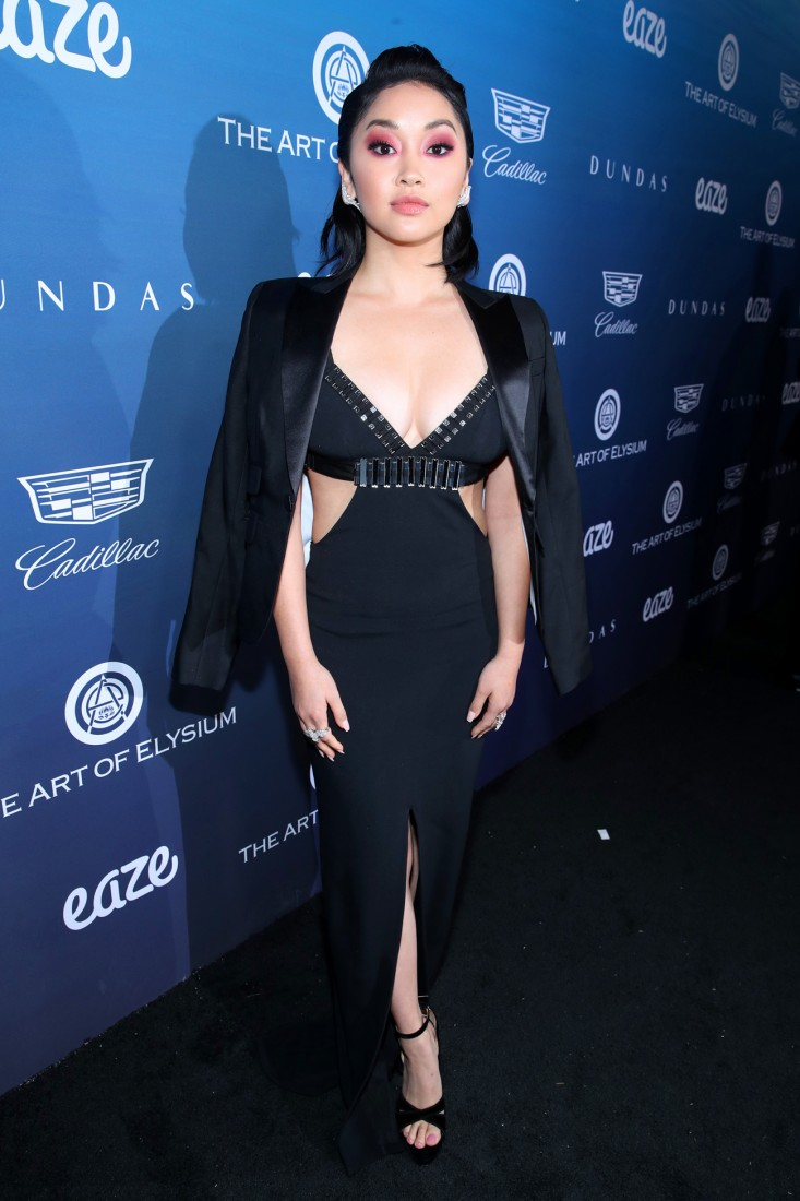 Red Carpet@Michael Mullers HEAVEN by The Art of Elysium photos by Rich Polk for Getty Images 72