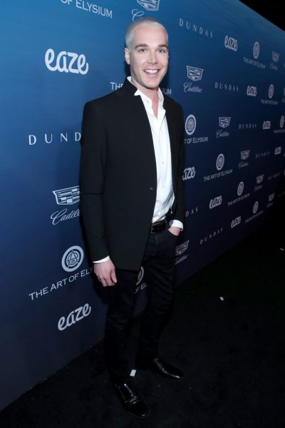 Red Carpet@Michael Mullers HEAVEN by The Art of Elysium photos by Rich Polk for Getty Images 75