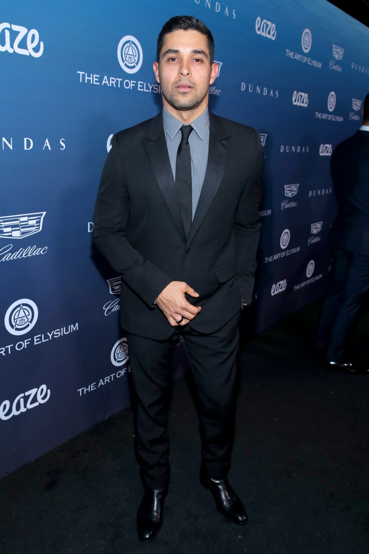 Red Carpet@Michael Mullers HEAVEN by The Art of Elysium photos by Rich Polk for Getty Images 82