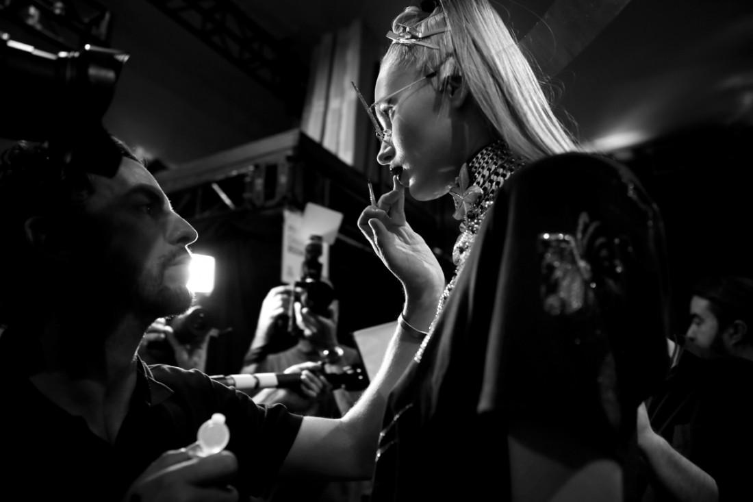 Backstage@The Blonds NYFW SS2019 photo by Cheryl Gorski 233