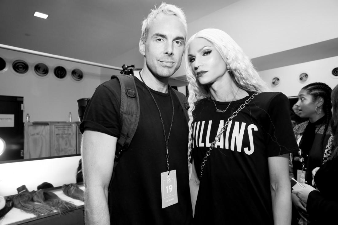 Backstage@The Blonds NYFW SS2019 photo by Cheryl Gorski 28