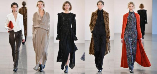 NONIE Fall/Winter 2019 runway imagery | Getty Images