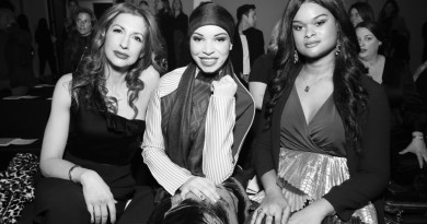 Alysia Reiner and Blair Imani Front Row@ 11 Honoré NYFW FW2019 photo by Cheryl Gorski 8