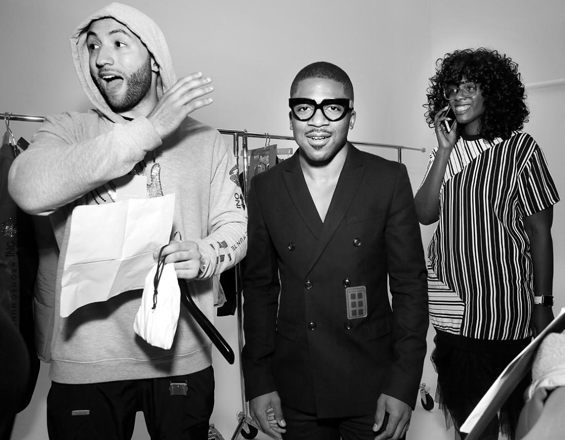 Backstage@Romeo Hunte NYFW SS2019 photo by Cheryl Gorski 36