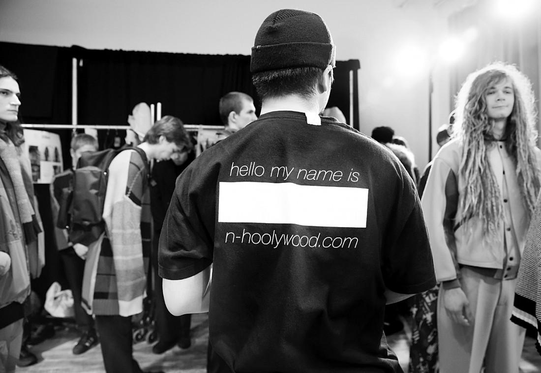 Behind the Scene@ N. Hoolywood Mens NYFW FW2019 photo by Cheryl Gorski 69