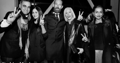 Guests@Fashion For Peace NYFW FW2019 photo by Cheryl Gorski 37