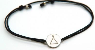 OTB bracelet black