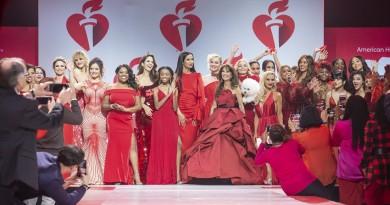 Red Dress NYFW FW2019 photo by Lev Radin 43
