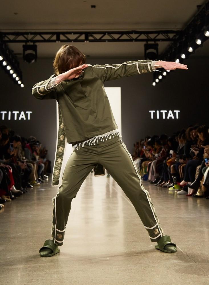 Titat@Asia Fashion Collection NYFW FW2019 6