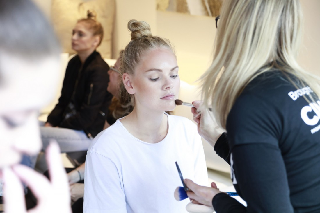 Behind the Scene@Eisen Steins NYFW Bridal Spring 2020 photos by Dan Lecca 1