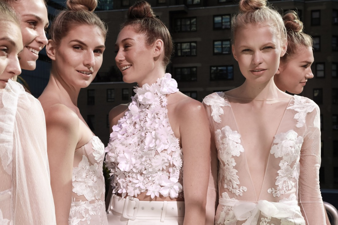Behind the Scene@Eisen Steins NYFW Bridal Spring 2020 photos by Dan Lecca 13