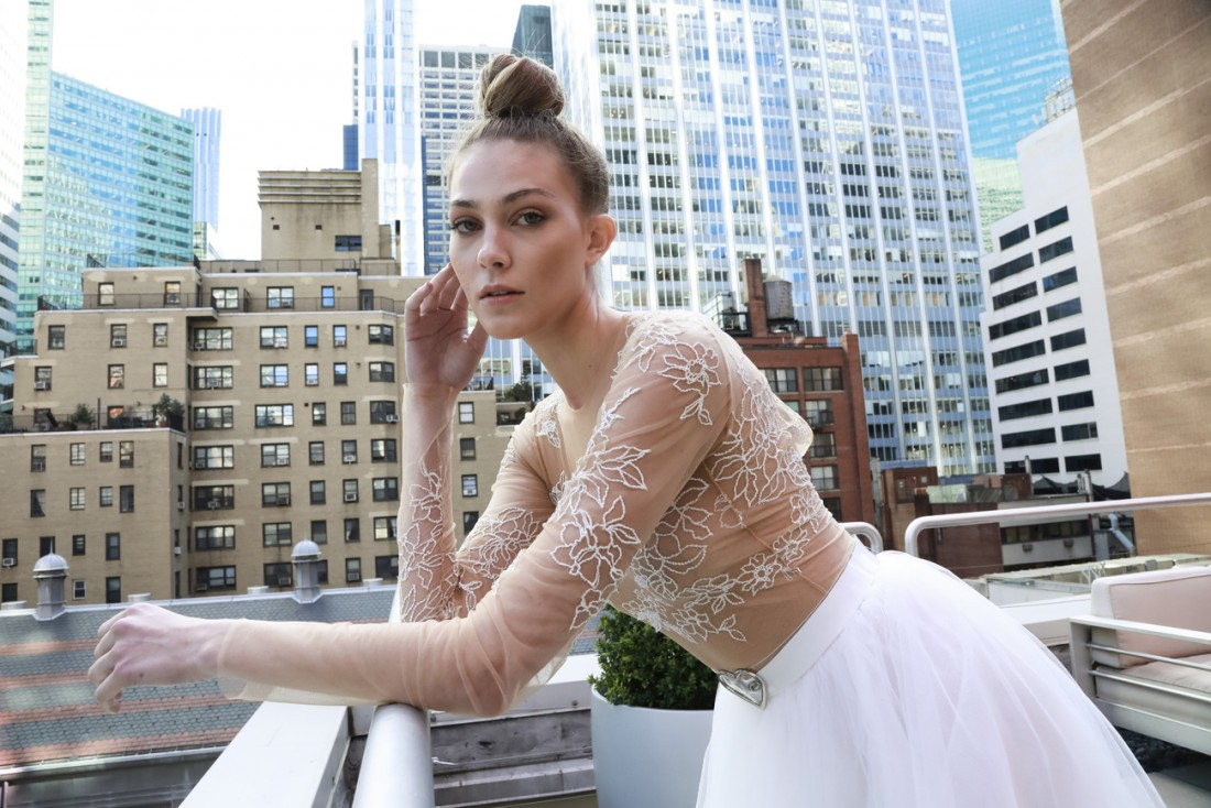 Behind the Scene@Eisen Steins NYFW Bridal Spring 2020 photos by Dan Lecca 8