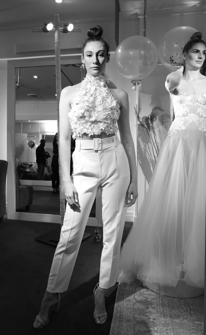 Eisen Stein Bridal NYFW Spring 2020 photo by Cheryl Gorski 2