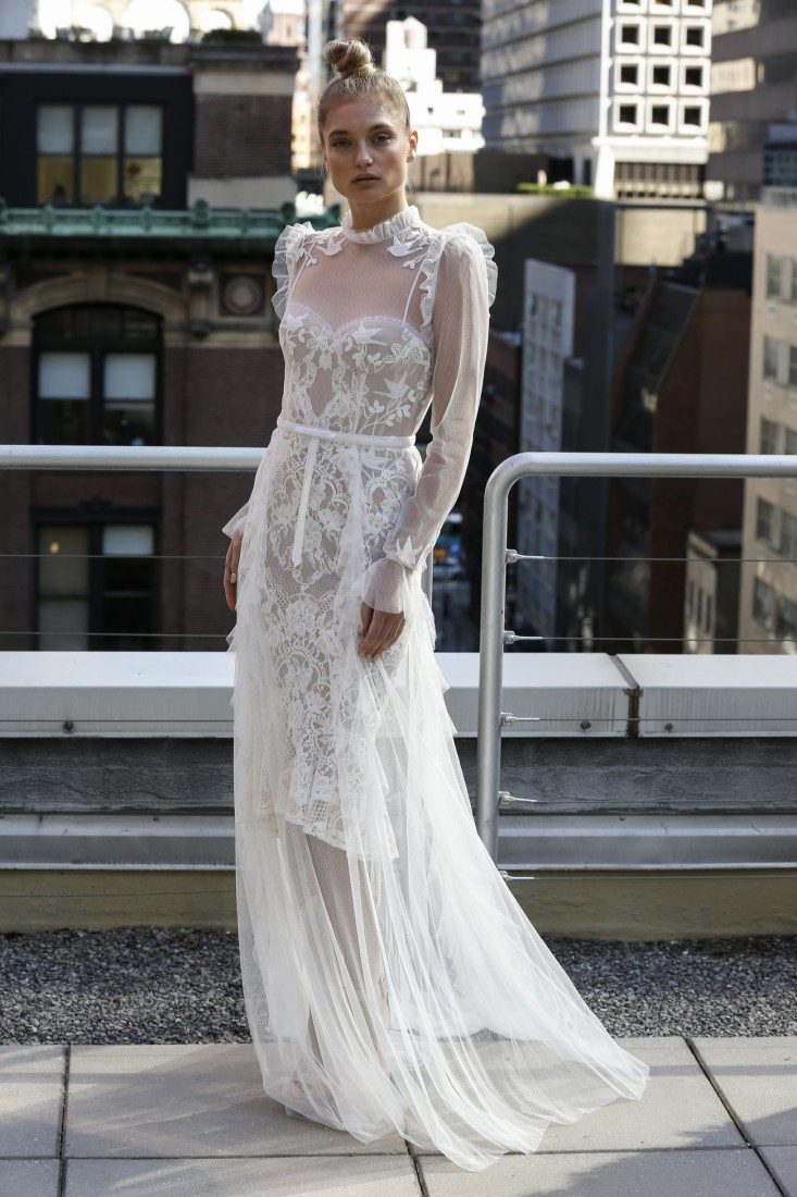 Eisen Steins NYFW Bridal Spring 2020 photo by Dan Lecca 6