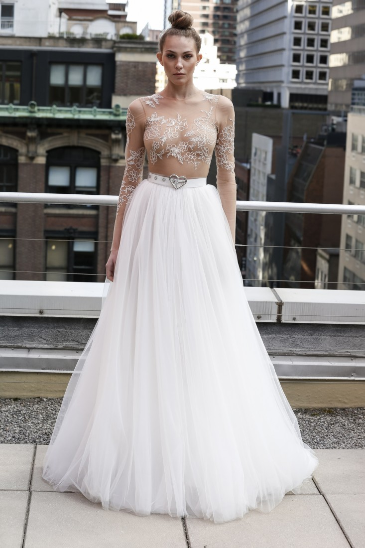 Eisen Steins NYFW Bridal Spring 2020 photo by Dan Lecca 7