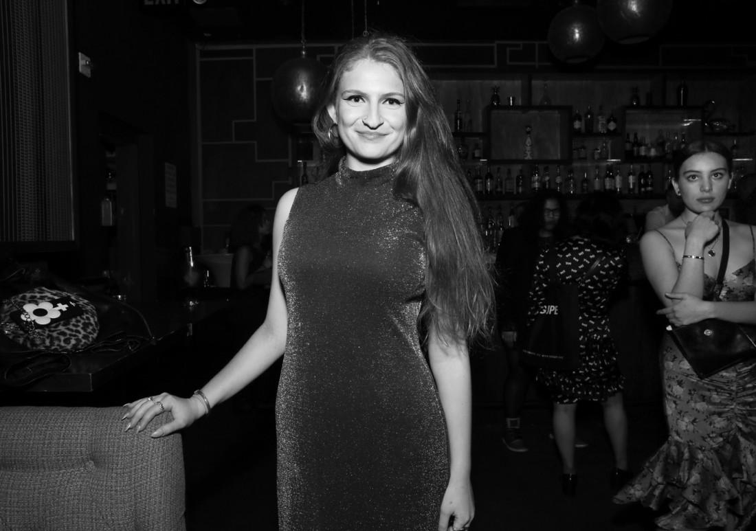 Guest@Untitled Magazine Ladyship Swim After Party NYFW SS2019 photo by Cheryl Gorski 36