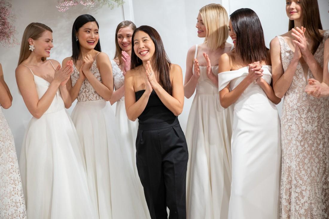 Rehearsal@Jenny Yoo Bridal FW2019 photos by Marcy Castelgrande 29 1