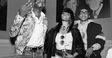 Young Paris and Romeo Hunte @ After Party Romeo Hunte NYFW SS2019 photos by Cheryl Gorski 65