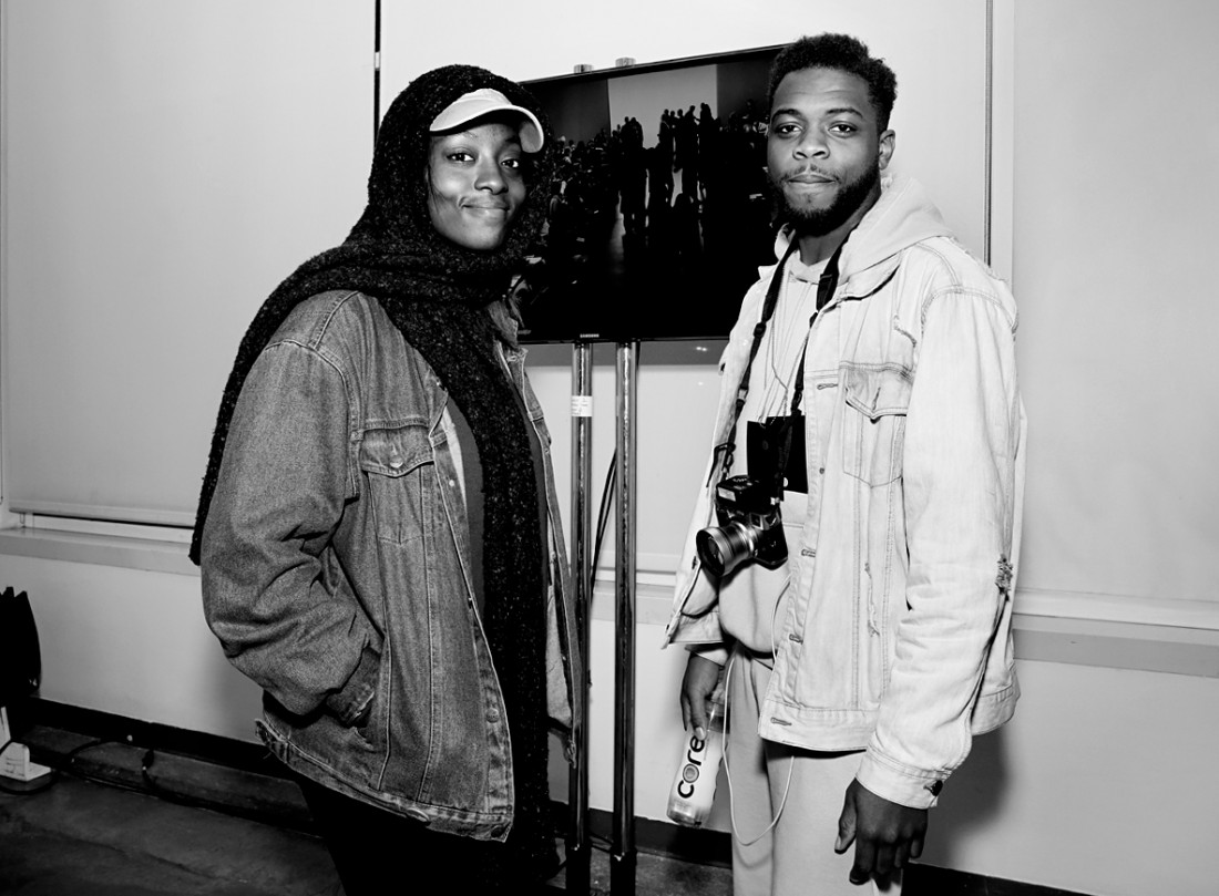 Backstage@Landlord MENS NYFW FW2019 photo by Cheryl Gorski 12