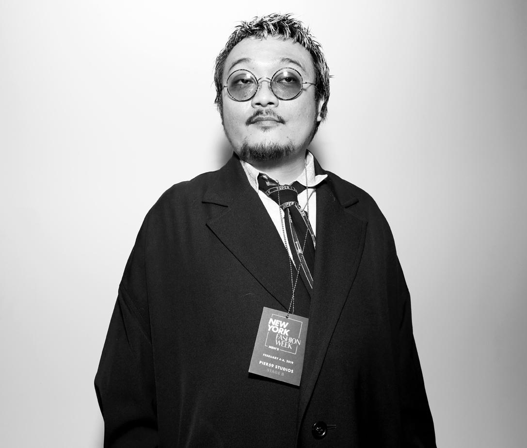Backstage@Landlord MENS NYFW FW2019 photo by Cheryl Gorski 15