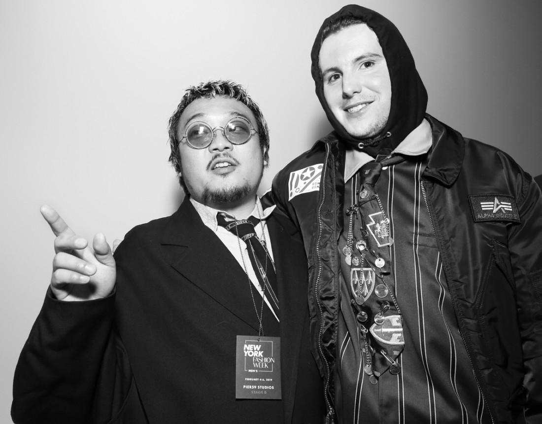 Backstage@Landlord MENS NYFW FW2019 photo by Cheryl Gorski 17