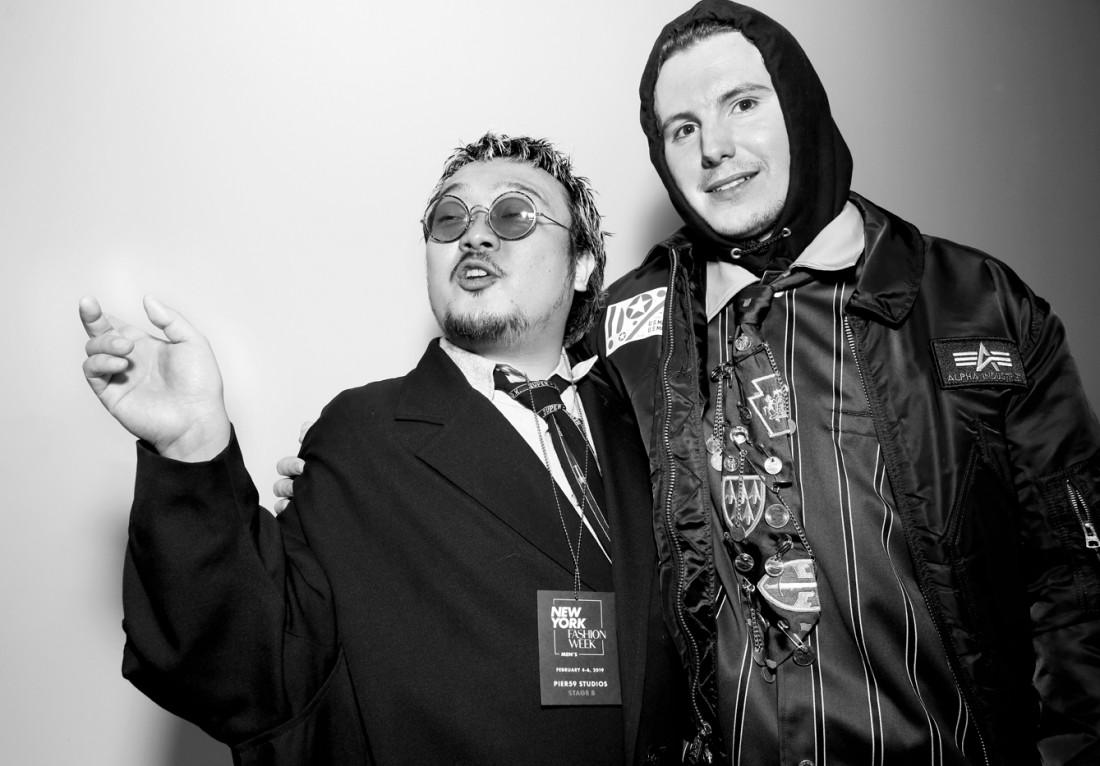 Backstage@Landlord MENS NYFW FW2019 photo by Cheryl Gorski 18