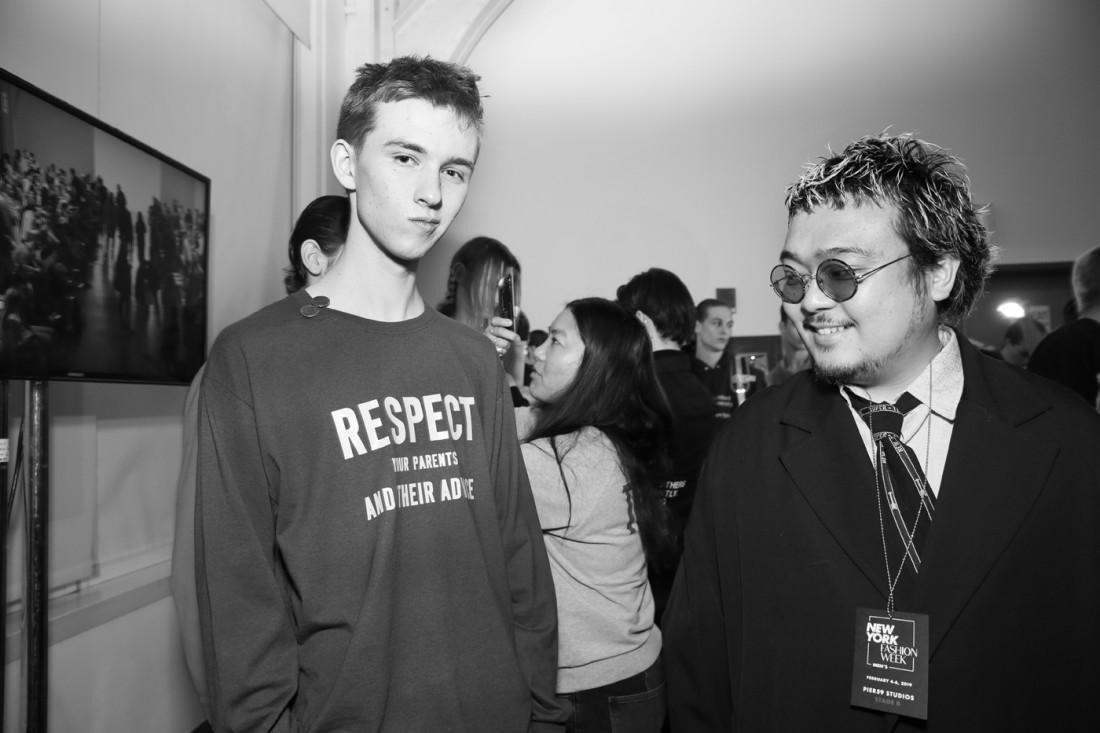 Backstage@Landlord MENS NYFW FW2019 photo by Cheryl Gorski 8