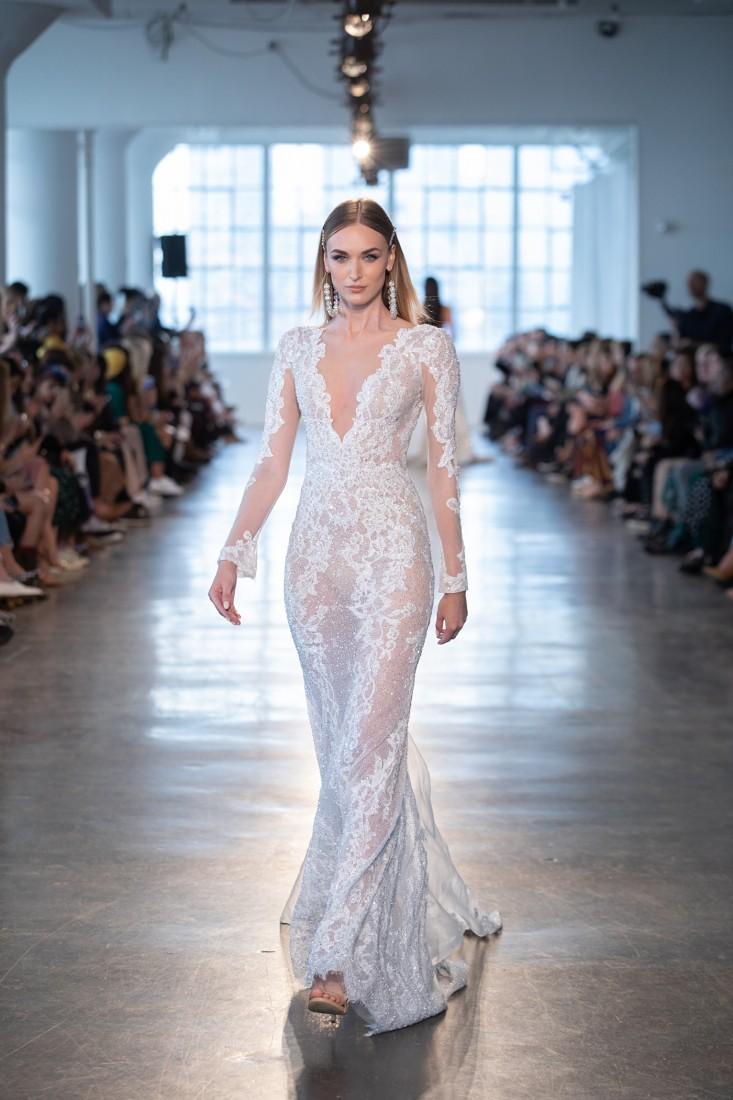 Berta NYFW Bridal SS2020 10