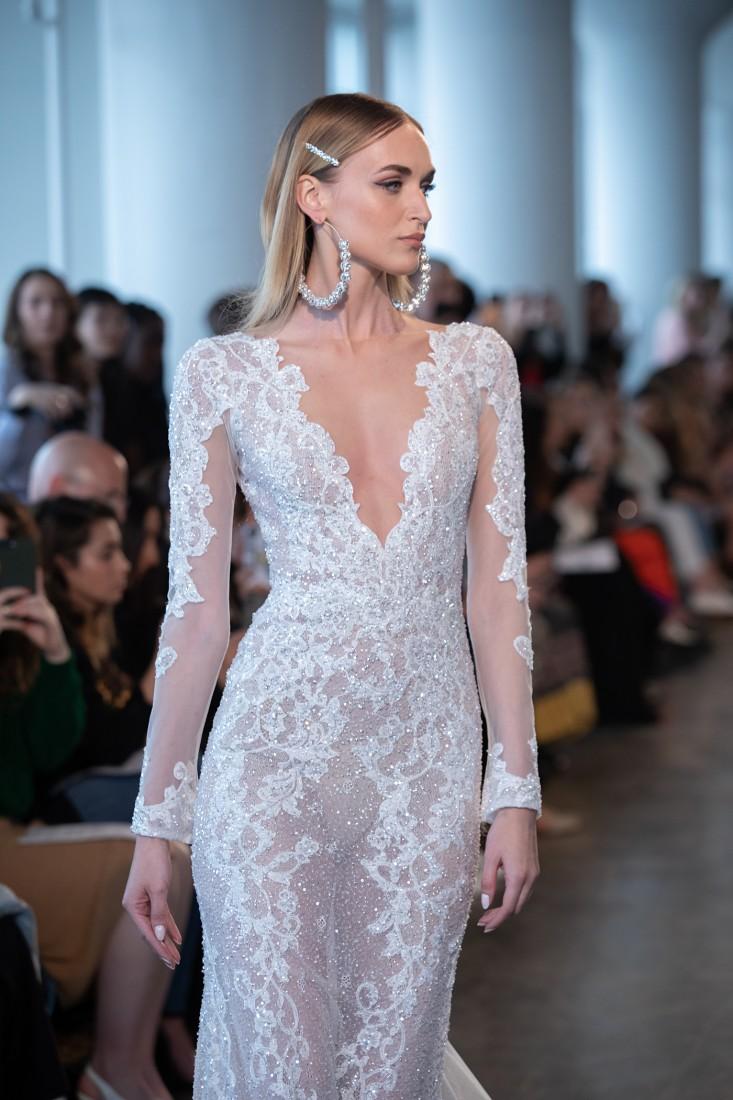 Berta NYFW Bridal SS2020 11