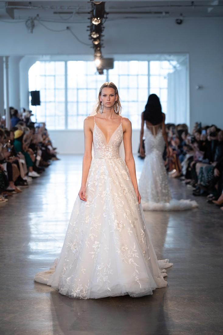 Berta NYFW Bridal SS2020 15