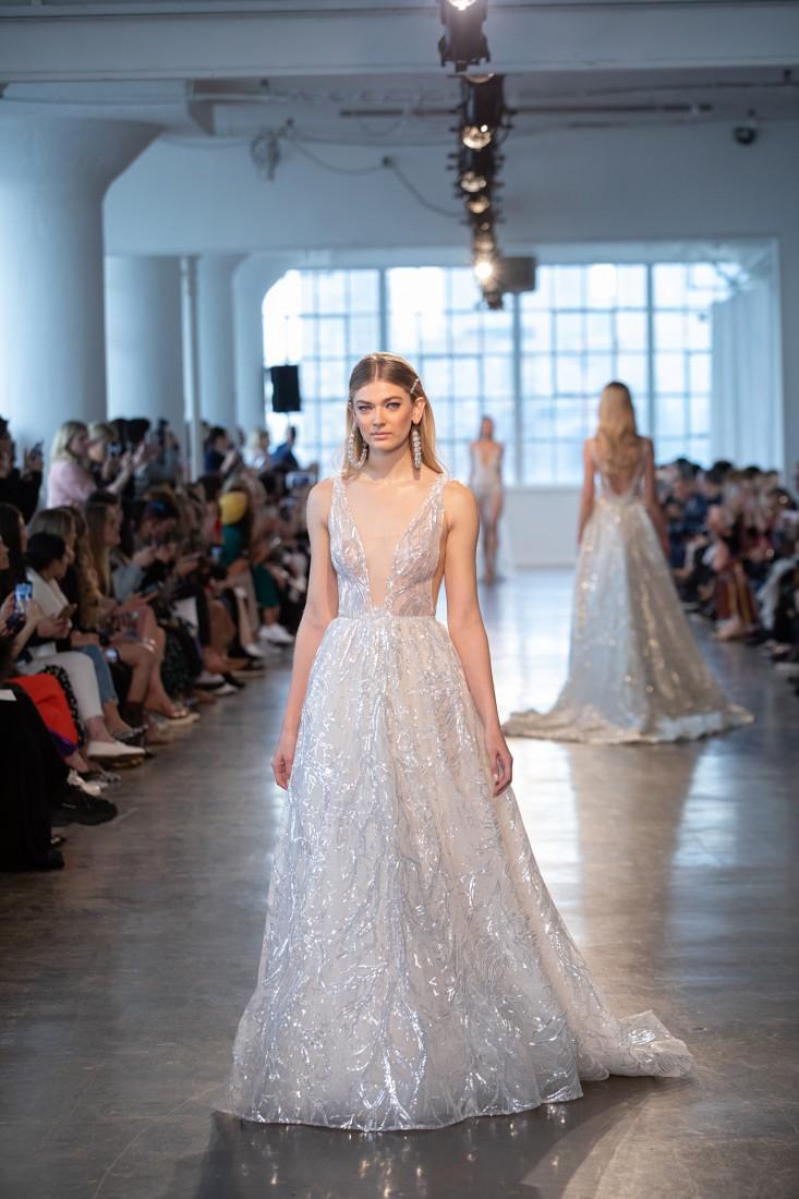 Berta NYFW Bridal SS2020 25