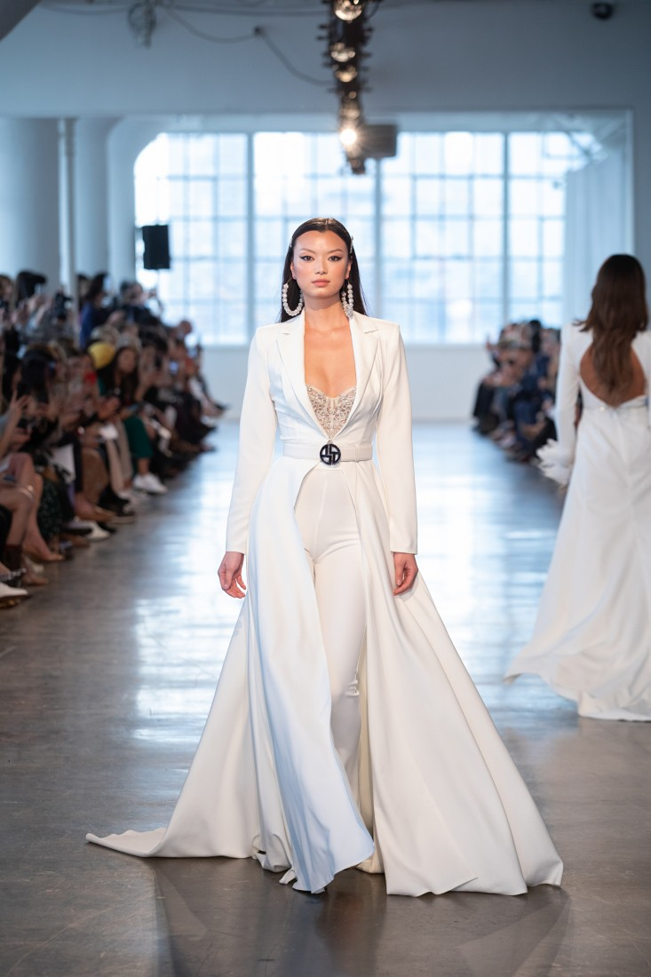 Berta NYFW Bridal SS2020 31