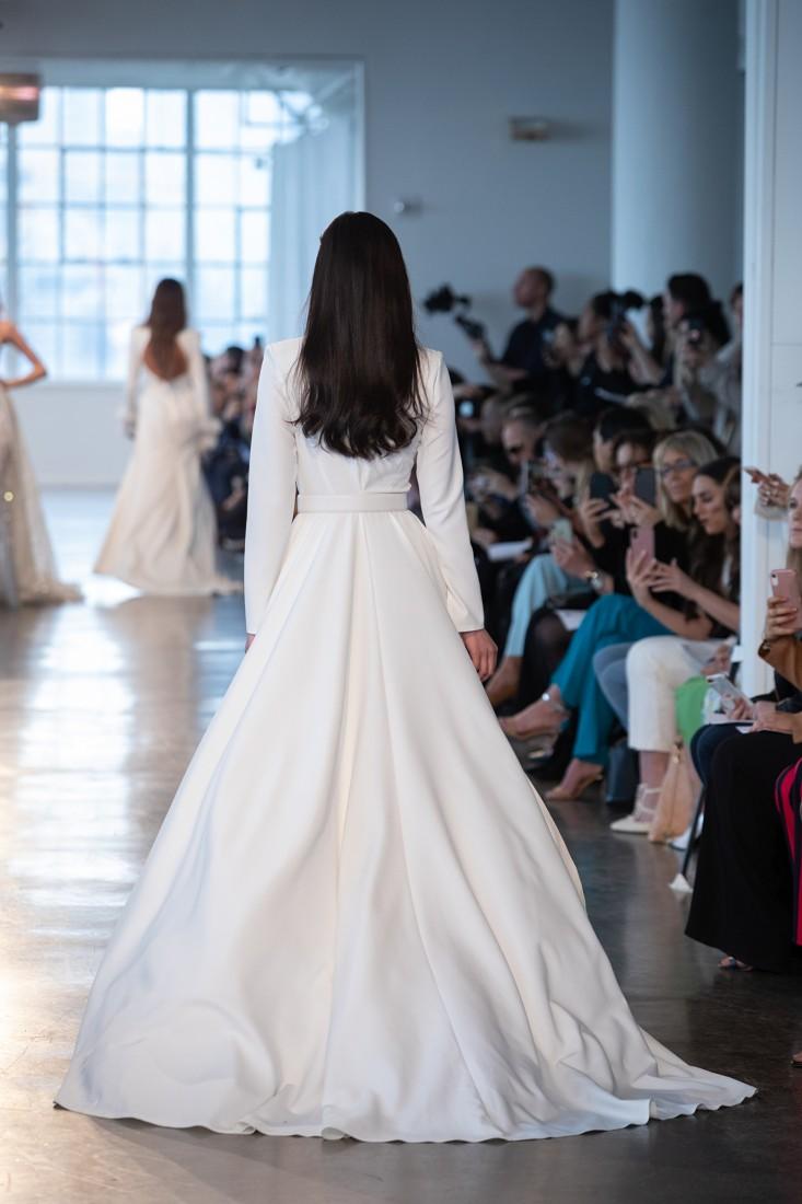 Berta NYFW Bridal SS2020 33
