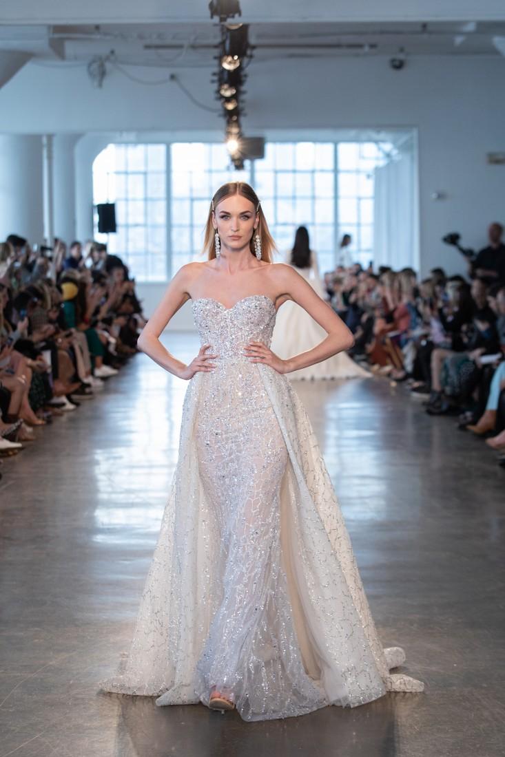 Berta NYFW Bridal SS2020 34