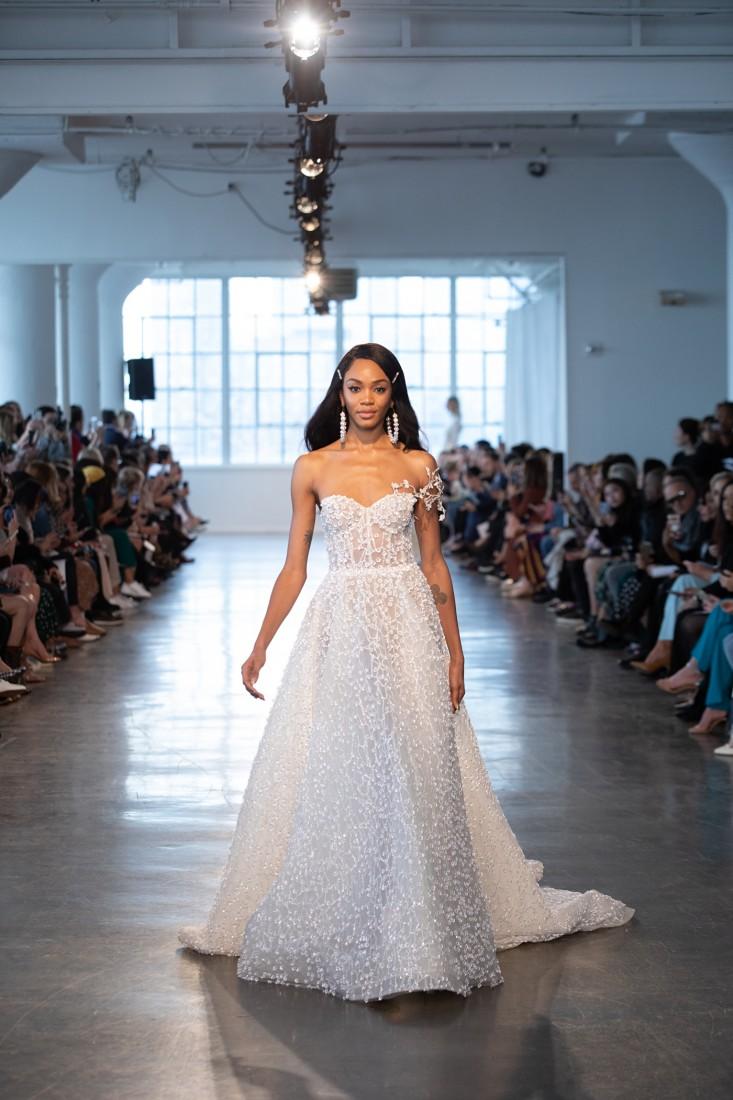 Berta NYFW Bridal SS2020 36