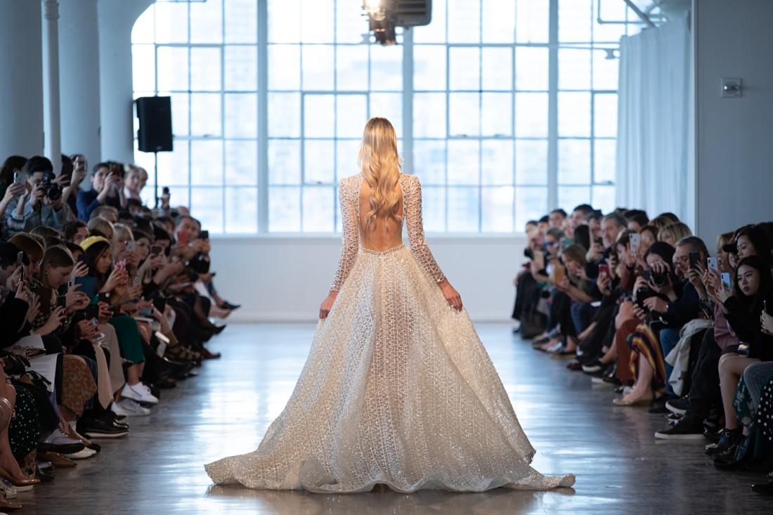 Berta NYFW Bridal SS2020 39