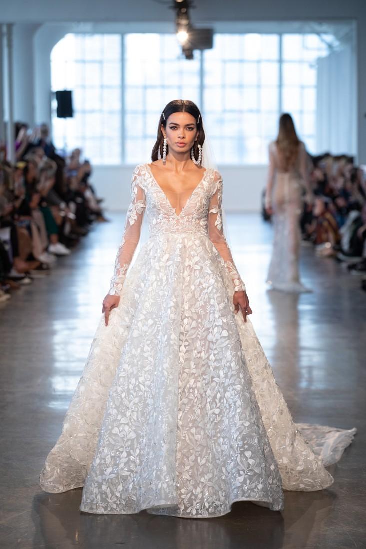 Berta NYFW Bridal SS2020 6