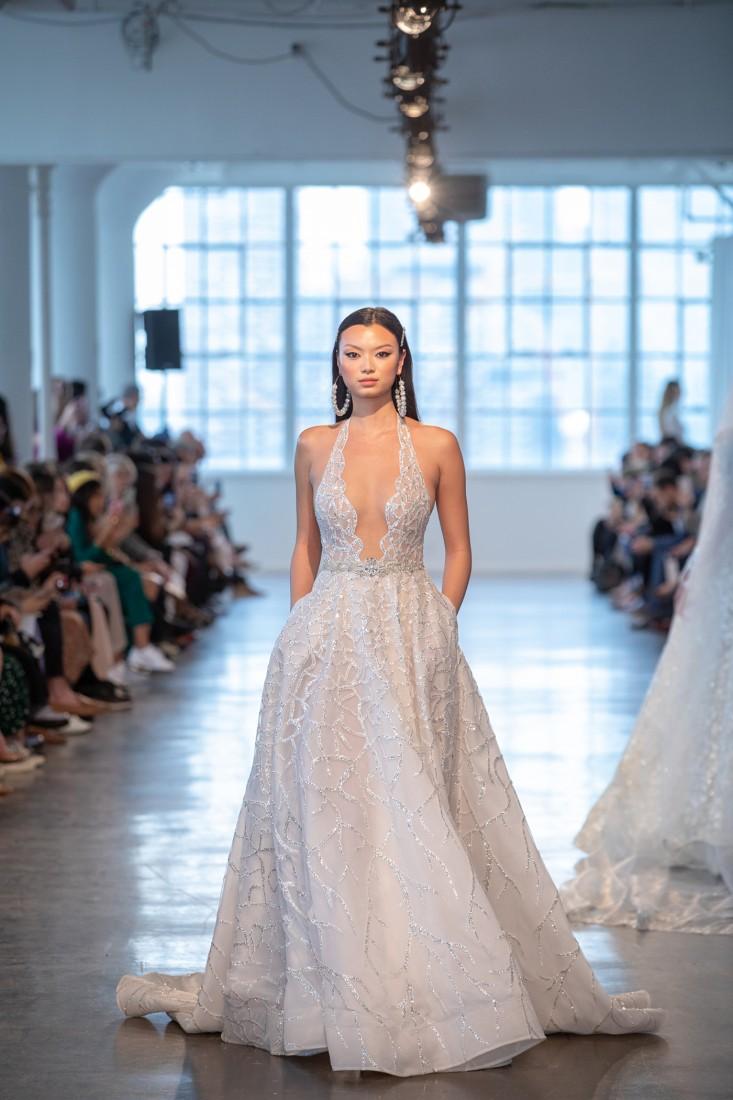 Berta NYFW Bridal SS2020 8