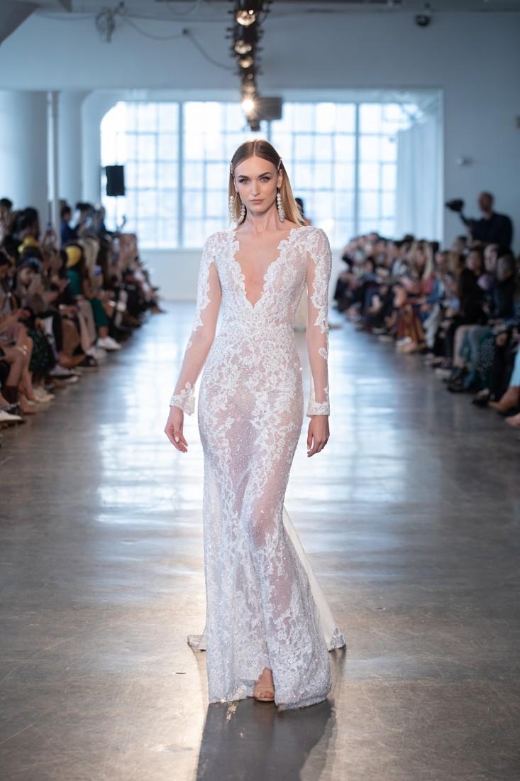 Berta NYFW Bridal SS2020 9