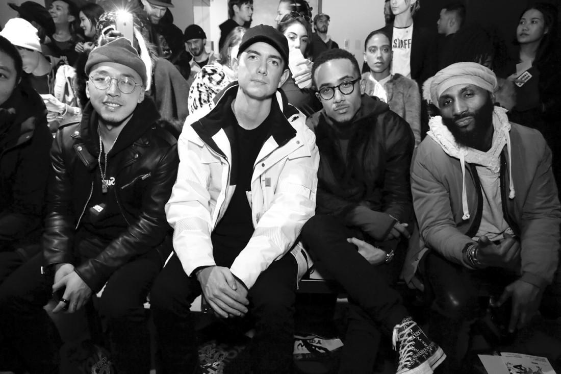 Front Row@NPC MENS NYFW FW2019 photo by Cheryl Gorski 18