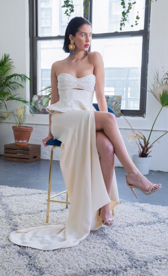 Martha Suarez Bridal NYFW FW2020 2