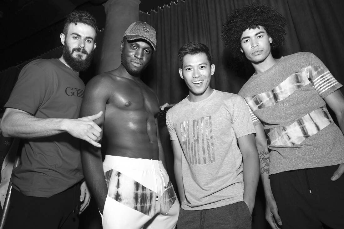 Backstage@Grungy Gentleman MENS NYFW SS2020 photo by Cheryl Gorski 55