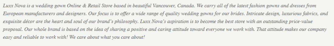 Luxx Nova