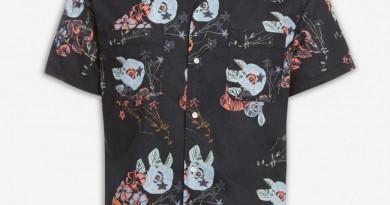 Short Sleeve Royal Botanic Shirt
